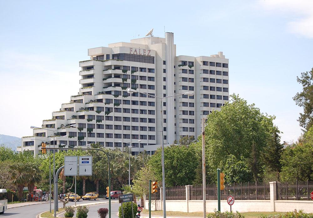 HotelFalezSteigenbergerAntalya