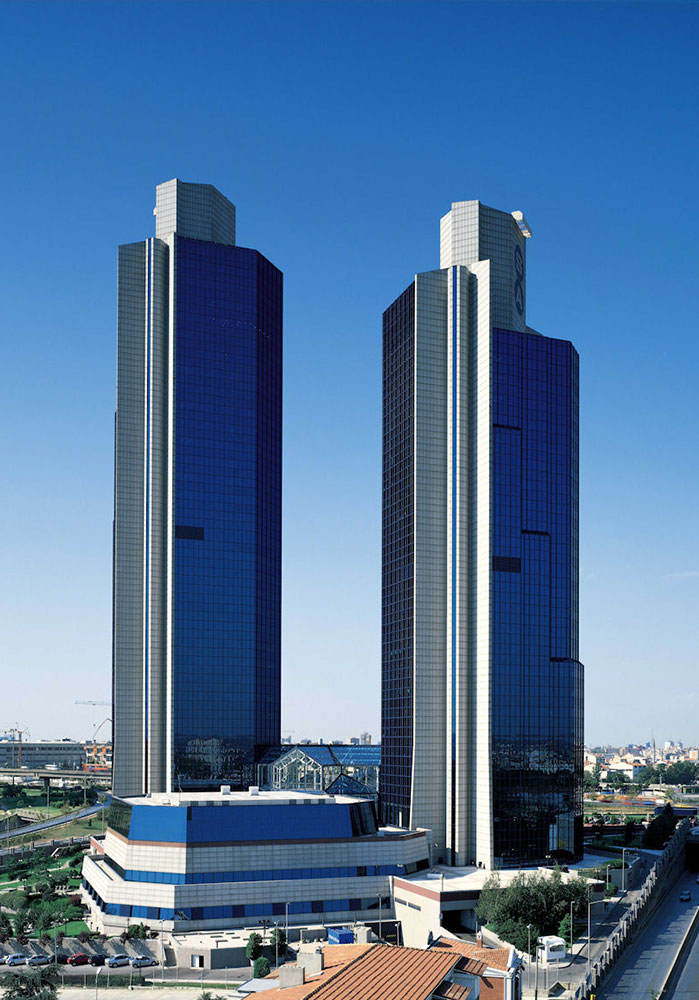 Sabanci-Center-Istanbul-Twin-Towers